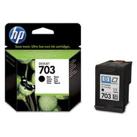 HP 703 inktcartridge zwart