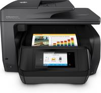 HP OfficeJet 8725 All-in-One A4 inkjet printer kleur printing 24 ppm Wifi