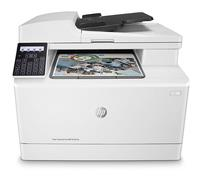 HP LaserJet Pro M181fw MFP A4 Print, Copy, Scan, Fax Laser printer kleur 16 ppm Wifi