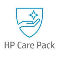 HP Care Pack 3 year. 1st yr Next Business Day Onsite. 2nd and 3th year parts only