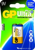 GP Batterij alkaline LR22 9 V Ultra Plus 1-blister