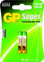 GP Super Alkaline AAAA blister 2