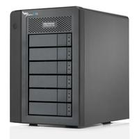 Promise Pegasus 2 R6 with 6 x 2TB HDD