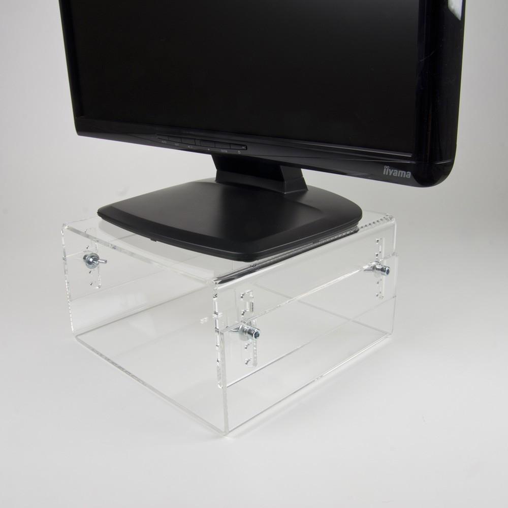 newstar nsmonitor40 monitor verhoger verstelbaar. type: monitor