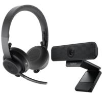 Logitech Personal Video Collaboration Kit - C925e & Zone Wireless