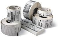 Zebra Label roll, 76x51mm thermal paper, 12 rolls/box Z-Select 2000D, premium coated