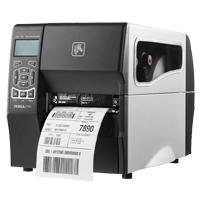 Zebra ZT230 Direct Thermal Printer - Monochrome - Desktop - Label Print - USB - Serial - Ethernet - LCD