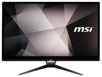 MSI Pro 22XT 9M-028XEU All-in-one PC Touch 21.5 inch Intel Pentium Gold FreeDOS 256GB