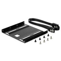 "2,5"" TO 3,5"" SSD/HDD KIT+KABEL. 1 stk"