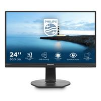 Philips 241B7QUPEB/00 23.8 inch LED monitor - Speakers