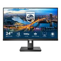 Philips 243B1 23.8 inch IPS Full HD Speakers - Zwart