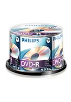 Philips 50 x DVD-R 4,7 GB/120 min