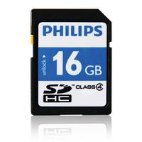 Philips SD Card 16GB Class 4