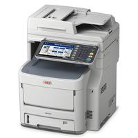 OKI MC760dn MFP LED printer kleur 28 ppm