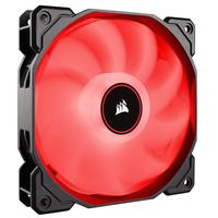 CORSAIR AF Series  AF140 LED 2018  Red140mm  Single Pack