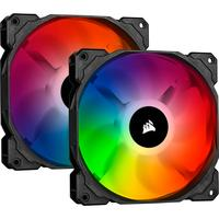 SP140 RGB PRO 140mm RGB LED Fan Dual Pack with Lighting Node Core