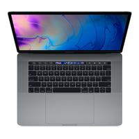 "Apple MacBook Pro 15"" with Touch Bar 2.2GHz 6C i7 / 16GB / 256GB / Radeon Pro 555X 4GB - Space Grey"