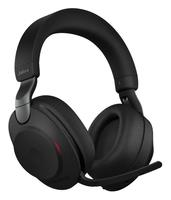 Jabra Evolve2 85, MS Stereo Bluetooth USB-A 3,5mm - Zwart