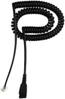 GN Netcom/Jabra Standard Cord GN Netcom/Jabra Standard Cord Compatible with most headset enabled telephones except Cisco