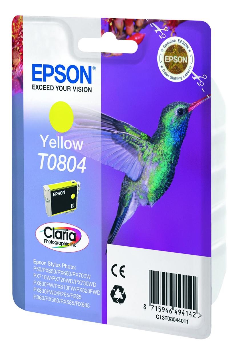Claria Photographic Ink yellow