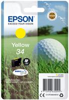 Epson C13T34644010 Yellow Balle de Golf