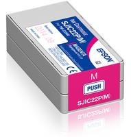 EPSON Ink cartridge, magenta, for Epson TM-C3500