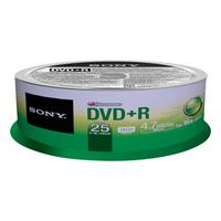 DVD+R 16X SPINDLE 25 PCS DVD+R 16X SPINDLE 25 PCS