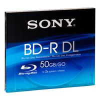 Sony Blu Ray Disc-R 50GB Incl. Vaio Sticker