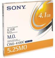 "Sony 5,25"" 4,1GB Worm 512B/S"