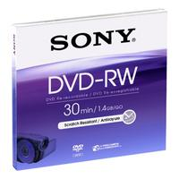 DVD -RW 8CM 30 MN X1 NEW DESIGN IN