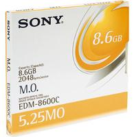 Sony MO Disk/8.6GB 5,25inch 1-Pack