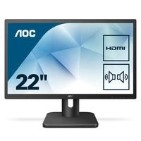 AOC-Europe 22E1D 21.5 inch LCD monitor - Speakers