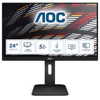 AOC-Europe 24P1 23.8 inch monitor - Speakers