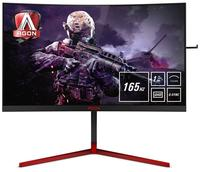 AOC-Europe AGON AG273QCG 27 inch LCD monitor - Speakers