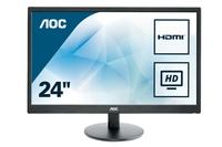 AOC-Europe E2470SWH 23.6 inch monitor - Speakers