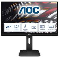 AOC-Europe X24P1 24.1 inch monitor - Speakers