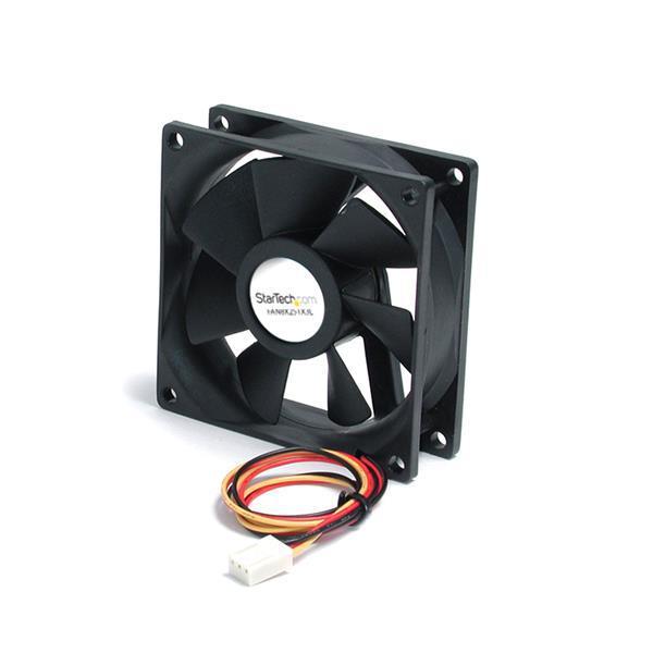 Buyitdirect Startech 80x25mm Stille Ventilator Voor Computer Behuizing