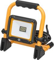 Mobile LED Floodlight | 10 W | 900 lm | Black/Yellow